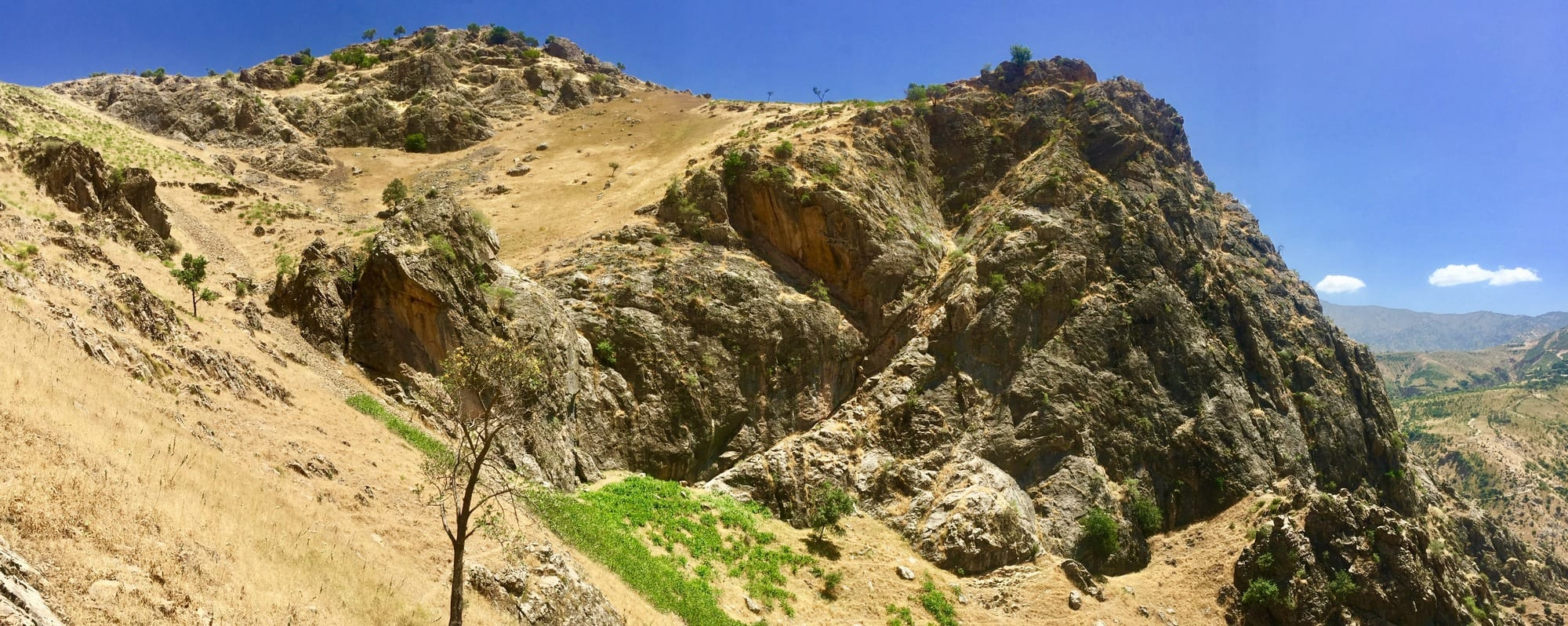 Read more about the article Climbing :: Varzob Valley :: 19km Marker