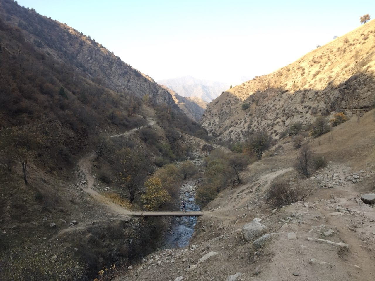 Read more about the article Hiking :: Varzob Valley :: 7 Bridges