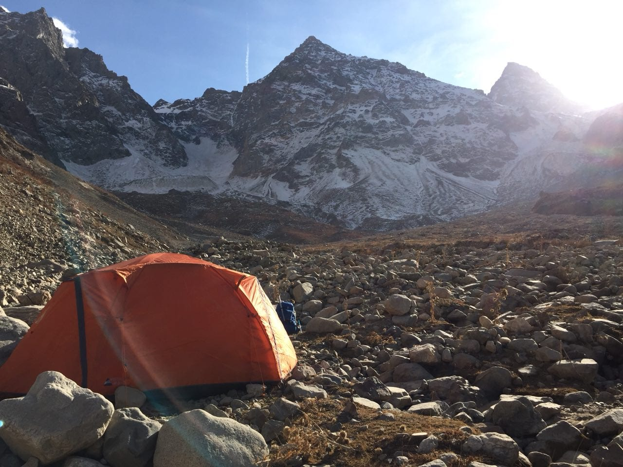 Read more about the article Mountaineering :: Ziddi Valley :: Slingshot Peak